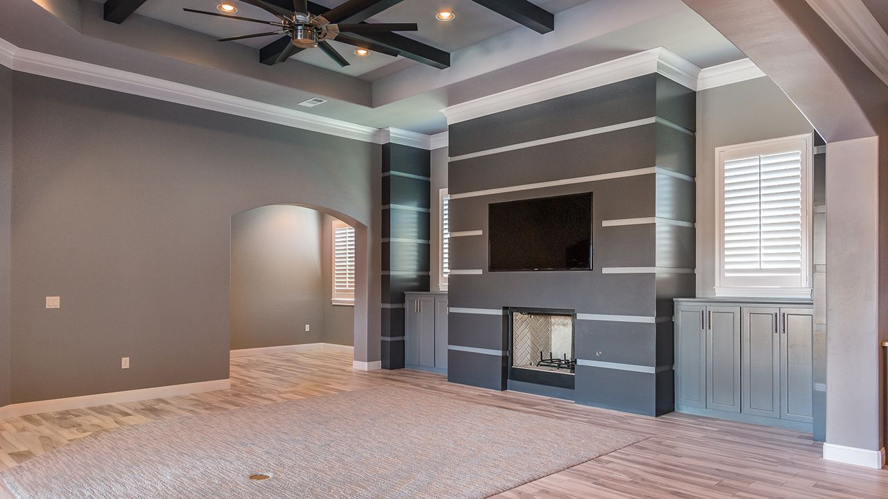 Champion 1 Builders Custom Living Rooms & Foyers